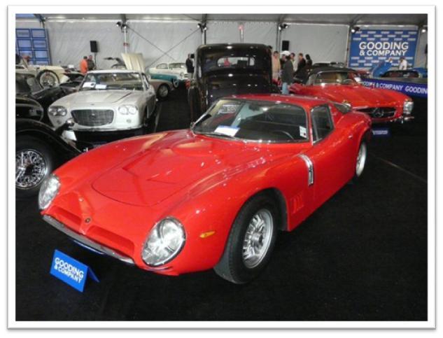 1967 Bizzarrini 5300 GT Strada Alloy