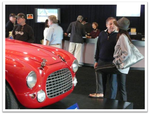 1950 Ferrari 166 MM Berlinetta Le Mans Jean Todt