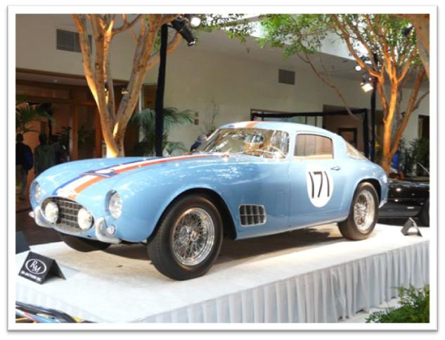 1956 Ferrari 250 GT Tour de France Berlinetta