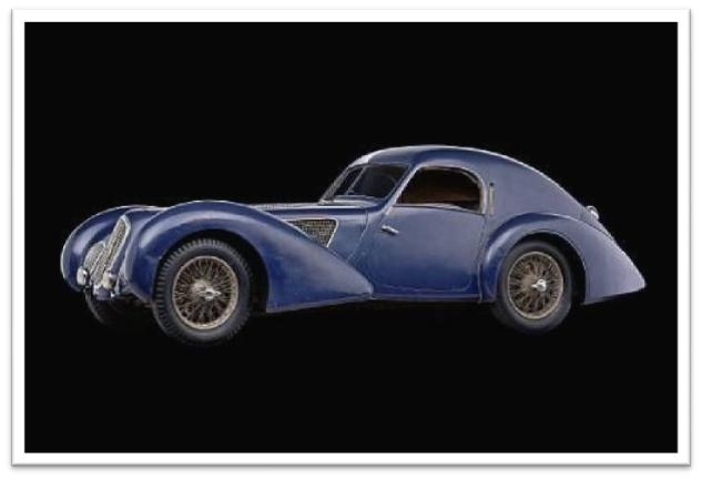 1939 Talbot-Lago T150 C SS, ex-Pierre Boncompagni and Ecurie Nice