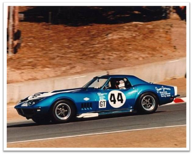 1967 Chevrolet Corvette L88 Competition Convertible