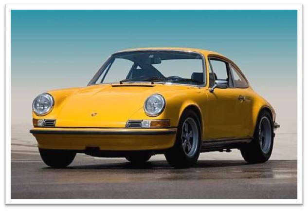 1972 Porsche 911 2.7 RS Prototype