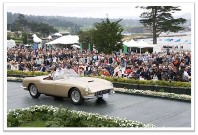 1958 Ferrari 250 GT Pinin Farina Cabriolet Series I