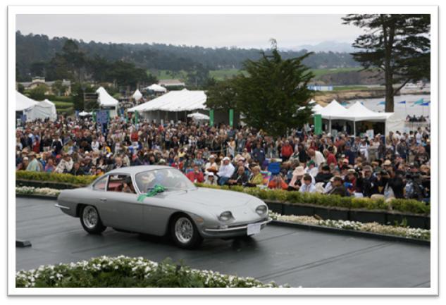 1964 Lamborghini 350GT Touring Production Prototype