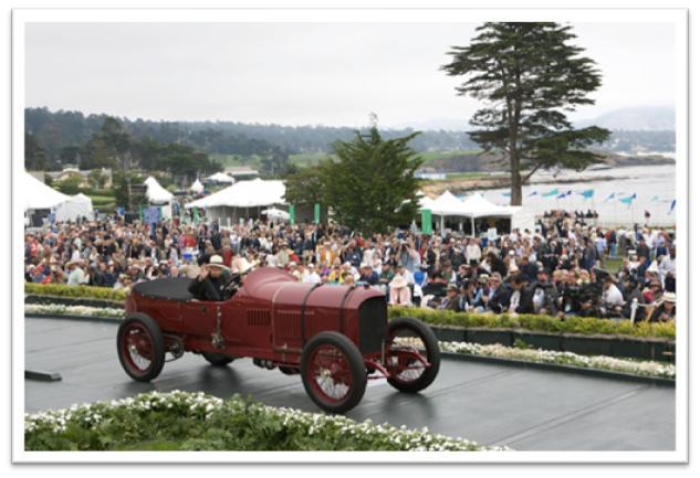 1913 Benz 200HP Snutsel, Pere et Fils Racer