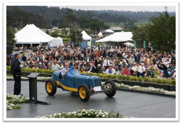 1935 English Racing Automobiles B Series