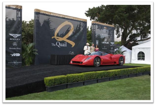 2006 Ferrari P 4/5 Pininfarina owned by James Glickenhaus