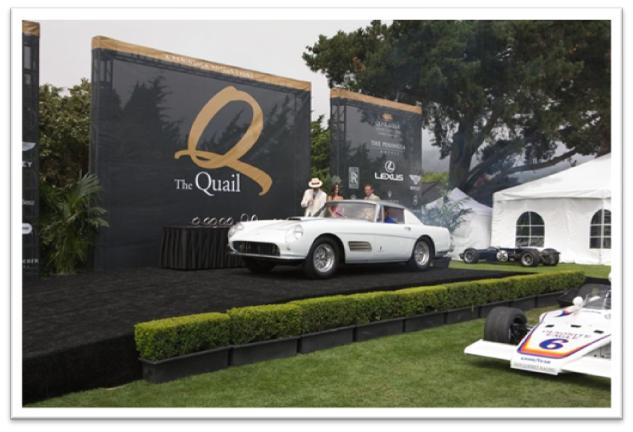 1959 Ferrari 410 Super America owned by Tom Shaughnessy