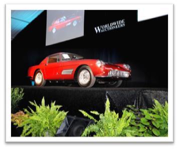 1959 Ferrari 410 Superamerica Series III SWB