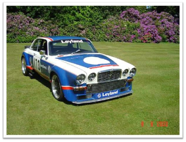 Broadspeed Jaguar XJ12 Competition Saloon