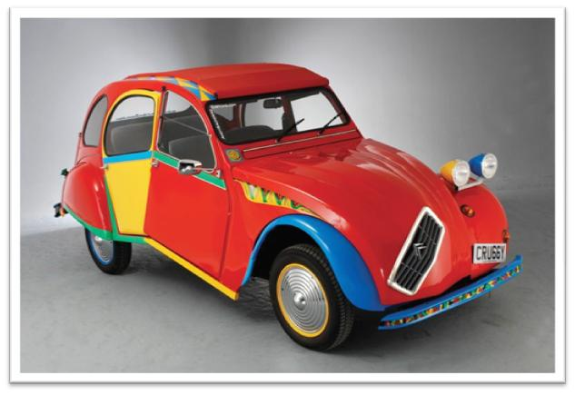 1983 Citroen Picasso 2CV6