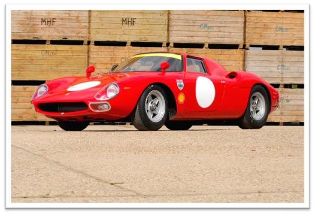 1964 Ferrari 250 LM Berlinetta