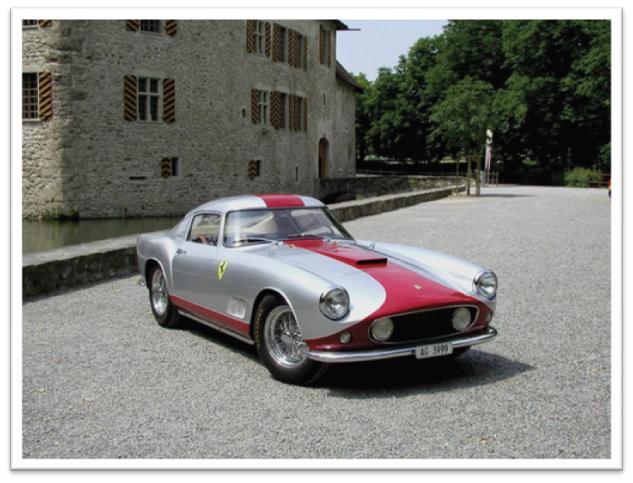 1959 Ferrari 250 Tour de France