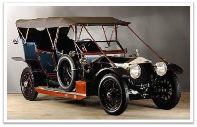 1913 Rolls-Royce 'Silver Ghost' 40/50hp Roi-des-Belges Tourer