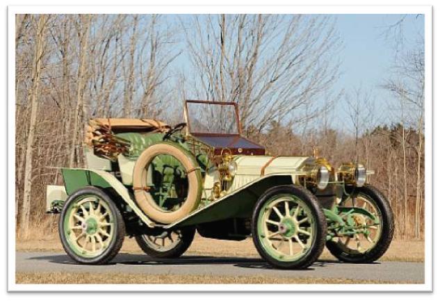 1907 Packard 30hp Gentleman's Roadster 5175