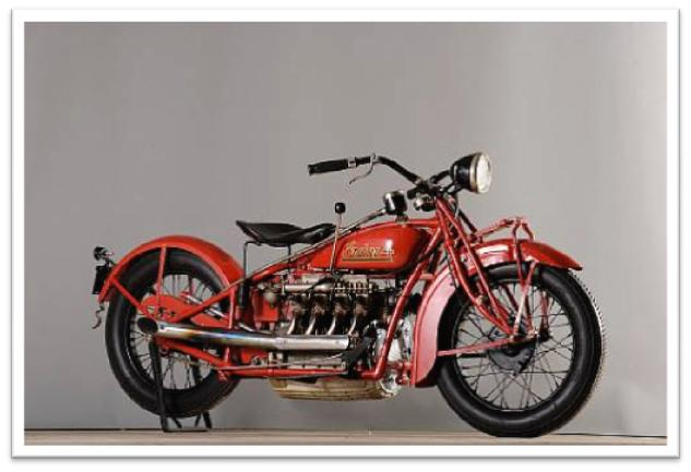 1929 Indian Model 402 Four