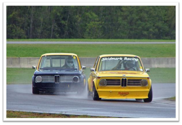 BMW 2002 at VIR