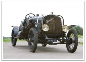 Chandler-Curtiss Racing Car