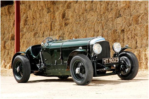 1924 Bentley 3/8 Litre