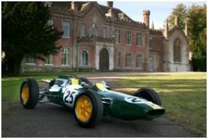 1963 Lotus 25 Formula 1 Racing Car
