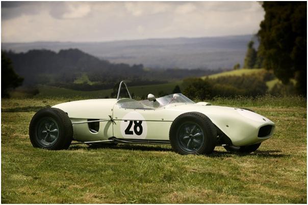 1961 Lotus 18 Formula 1 Racing Car