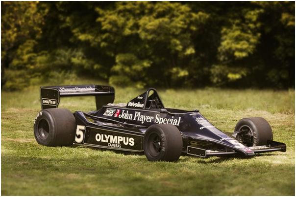 1979 Lotus 79 Formula 1 Racing Car