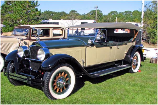 1928 Packard 4-43 Phaeton