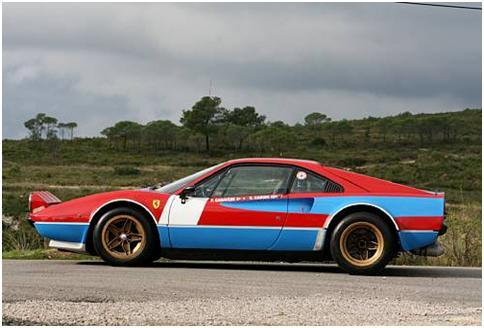 1976 Ferrari 308 GTB GR4 Michelotti