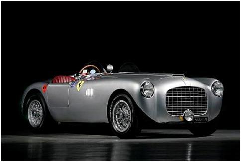 1951 Ferrari 212 Export Spyder