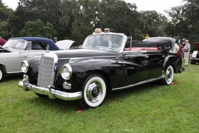 Mercedes-Benz Featured at 2009 Hilton Head Concours