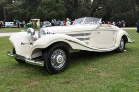 Mercedes benz and cadillac featured at palo alto concours 2010 for Mercedes benz of hilton head