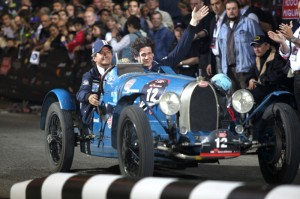 Overall winners of the 2009 Mille Miglia