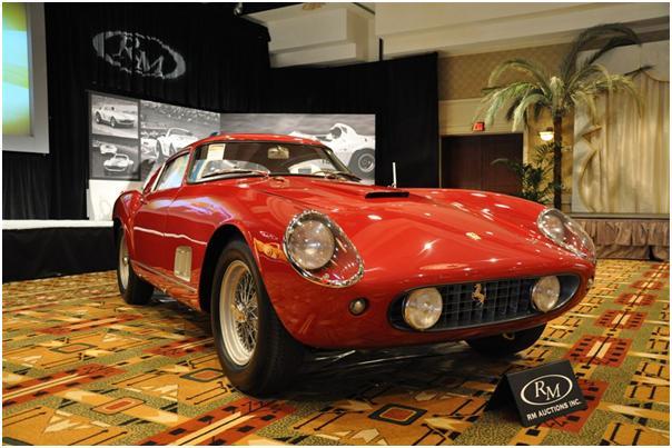 1958 Ferrari 250 GT Tour de France Berlinetta