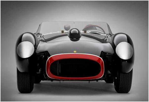 1957 Ferrari 250 Testa Rossa (Chassis # 0714TR) front
