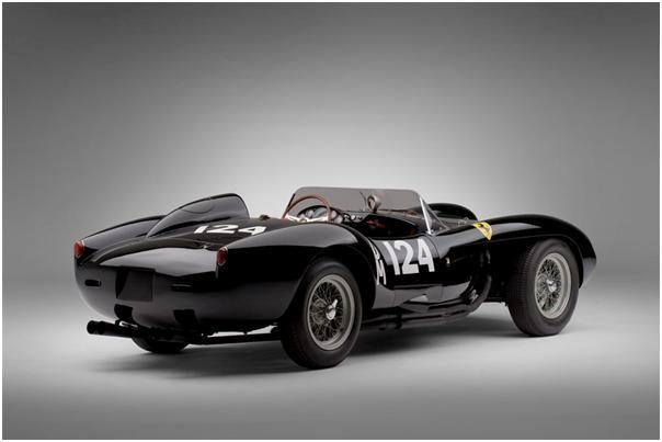 1957 Ferrari 250 Testa Rossa (Chassis # 0714TR) right rear