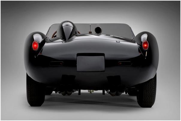 1957 Ferrari 250 Testa Rossa (Chassis # 0714TR)