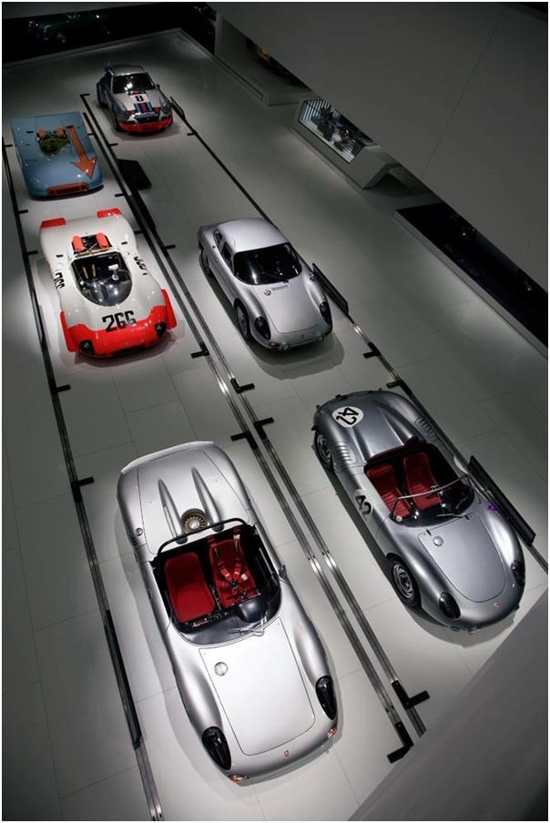 Targa Florio theme, Porsche Museum