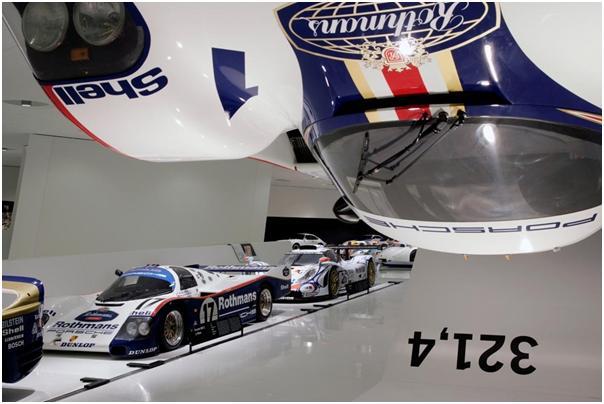 Porsche 956, Porsche Museum