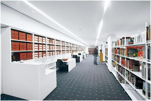 Porsche Archives Library, Porsche Museum