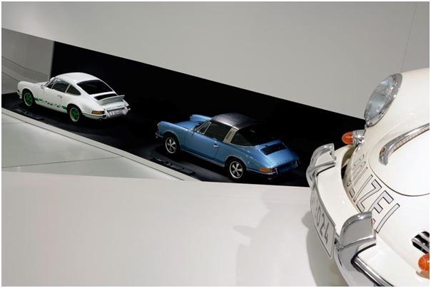 1973 Porsche 911 Carrera RS 2.7 Coupe, 1970 Porsche 911 S 2.2 Targa