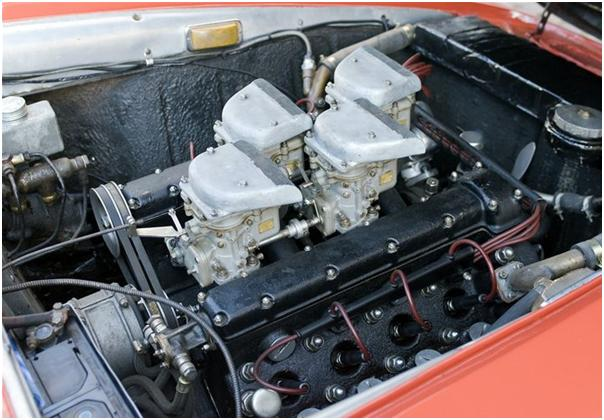 Pegaso Z-102 Engine