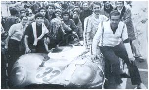 1969 Matra MS650
