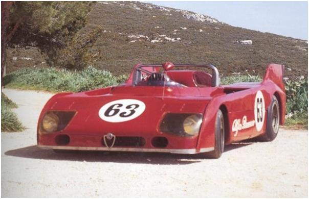 1972 Alfa Romeo Tipo 33/3