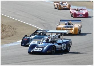 2009 Can-Am Vintage Race Schedule