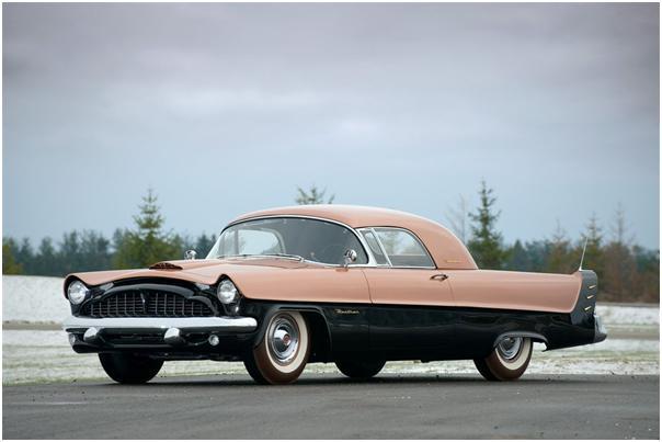 1954 Packard Panther-Daytona Roadster Concept Car