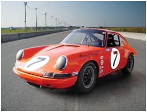 1968 Porsche 911 Race Car