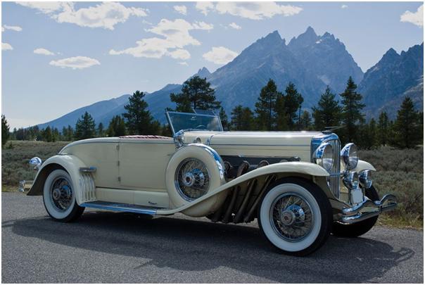 1930 Duesenberg Model J Murphy Convertible Coupe