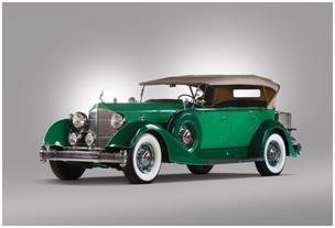 1934 Packard Twelve Phaeton