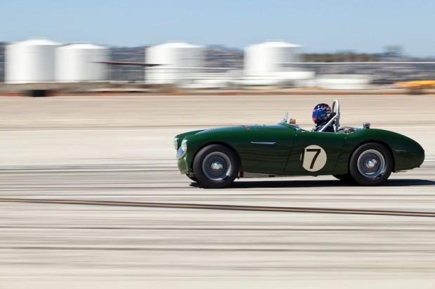 1955 Austin-Healey 100S - Coronado Speed Festival 2010