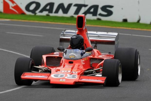 Andrew Robson - Lola T332
